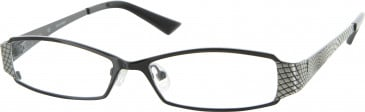 Jai Kudo Monument Glasses in Black