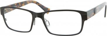 Jai Kudo Tower Hill Glasses in Dark Brown