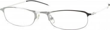 Jai Kudo 381 Glasses in Silver
