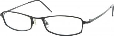Jai Kudo 382 Glasses in Black