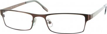 Jai Kudo 450 Glasses in Brown