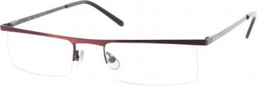 Jai Kudo 472 Glasses in Red