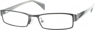Jai Kudo 516 Glasses in Gunmetal