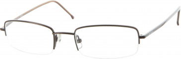 Jai Kudo 1430 Glasses in Dark Brown