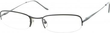 Jai Kudo 1431 Glasses in Black
