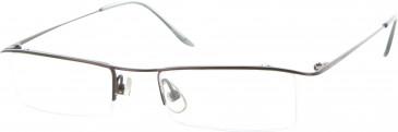 Jai Kudo 1474 Glasses in Burgundy