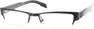Jai Kudo 1491 Glasses in Dark Brown