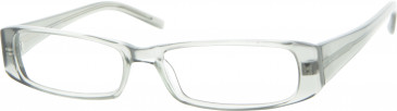 Jai Kudo 1693 Glasses in Clear Grey