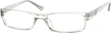Jai Kudo 1698 Glasses in Clear Grey