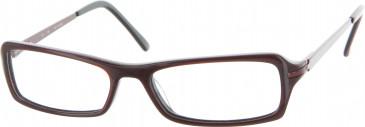 Jai Kudo 1700 Glasses in Dark Red