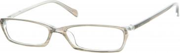 Jai Kudo 1706 Glasses in Clear Brown