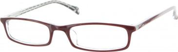 Jai Kudo 1707 Glasses in Red