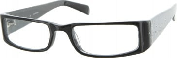 Jai Kudo 1714 Glasses in Black