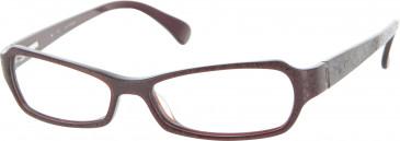 Jai Kudo 1735 Glasses in Burgundy