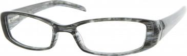 Jai Kudo 1736 Glasses in Black/Clear