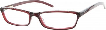 Jai Kudo 1749 Glasses in Green/Clear