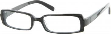Jai Kudo 1756 Glasses in Black