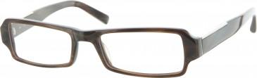 Jai Kudo 1758 Glasses in Brown