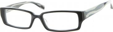 Jai Kudo 1759 Glasses in Black