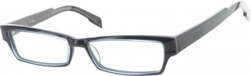 Jai Kudo 1765 Glasses in Blue