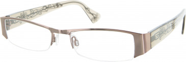Golddigga GD0013 Glasses in Brown