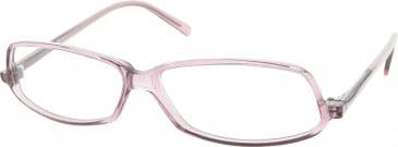 Ghost Cinamon Glasses in Rose