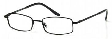 SFE-9190 Glasses in Black