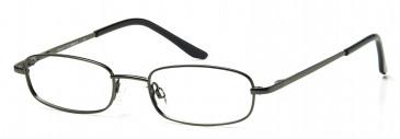 SFE-9188 Glasses in Shiny Gunmetal