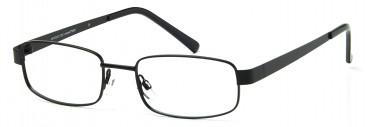 SFE-9204 Glasses in Black