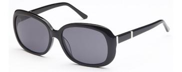 SFE-9665 Sunglasses in Black