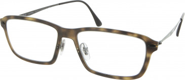 Ray Ban RB7038-53 glasses in Matt Havana
