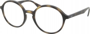 Ray Ban RB7075 glasses in Tortoiseshell