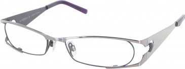 Morgan Morgan-203067 glasses in Purple