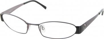 Morgan Morgan-203065 glasses in Black