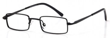 SFE-9929 IMPACTKIDS02-42 glasses in Black