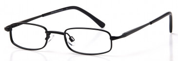 SFE-9932 IMPACTKIDS01 glasses in Black