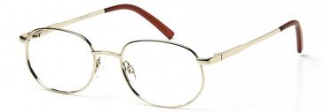 SFE-9933 SATA glasses in Gold