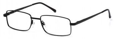 SFE-9938 SATE glasses in Black