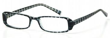 SFE-9952 AQ102 glasses in Black/Clear