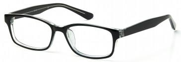 SFE-9954 AQ110 glasses in Black