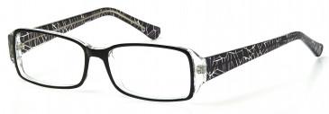 SFE-9956 AQ103 glasses in Black/Clear