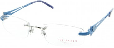 Ted Baker TB2198 +1.75 glasses in Blue Grey