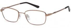 SFE-10078 6041 glasses in Bronze