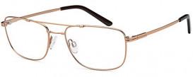 SFE-10079 FOS207 glasses in Bronze
