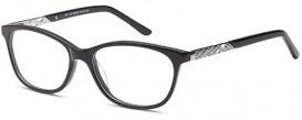 SFE-10050 DEL127 glasses in Black