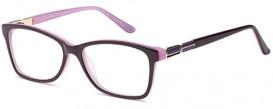 SFE-10051 DEL128 glasses in Purple