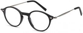 SFE-10057 DEL135 glasses in Black