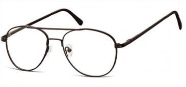 SFE-10155 MK3-44 glasses in Matt Black