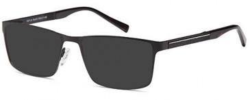 SFE-9960 CD7115 sunglasses in Black