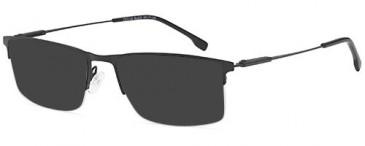 SFE-9963 CD7118 sunglasses in Black